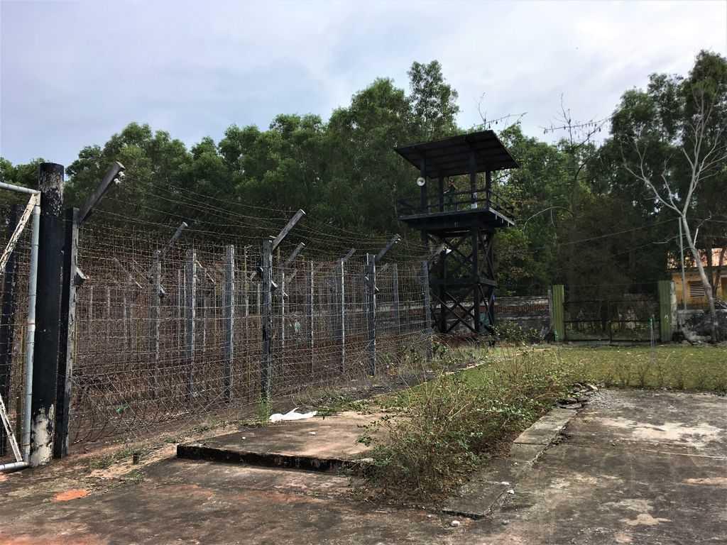кокосовая тюрьма фукуок