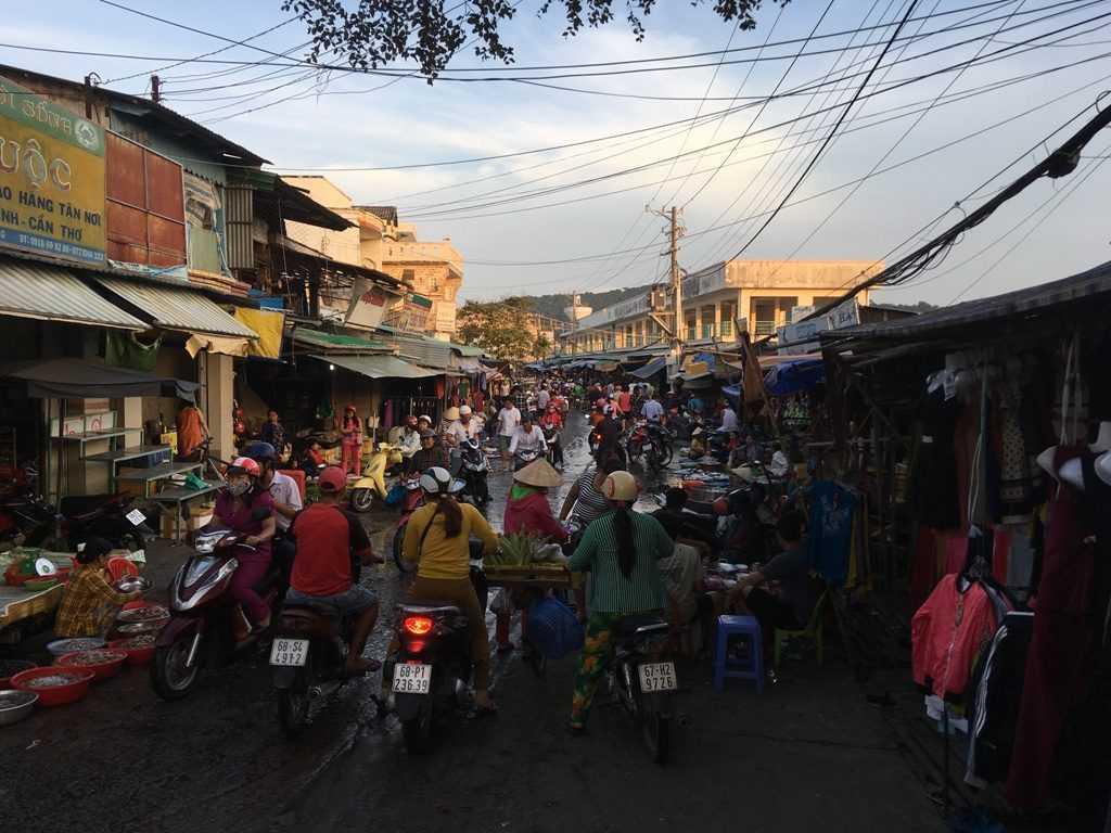 дневной рынок на фукуок