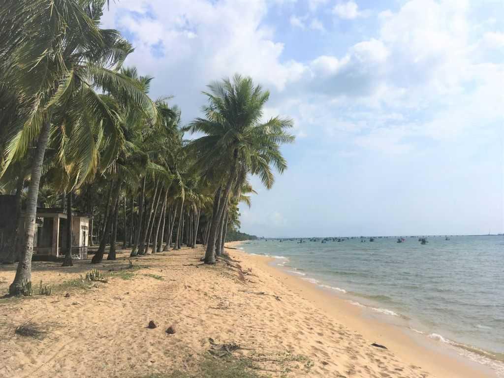 Пляж Бай Дай Фукуок