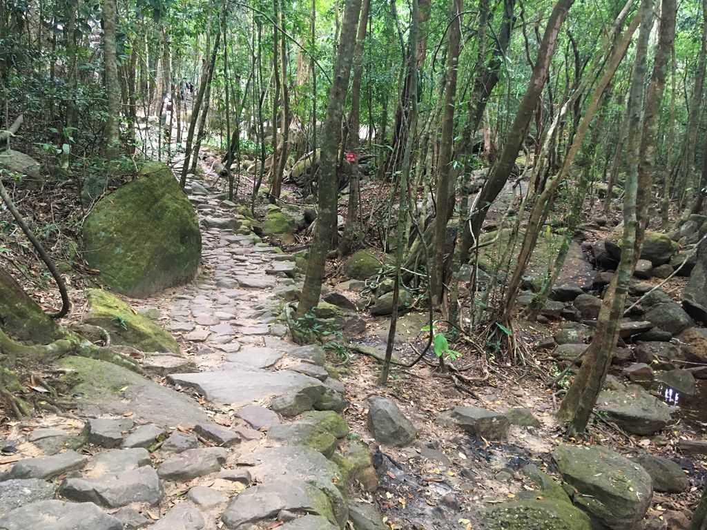 водопад Суой Чань