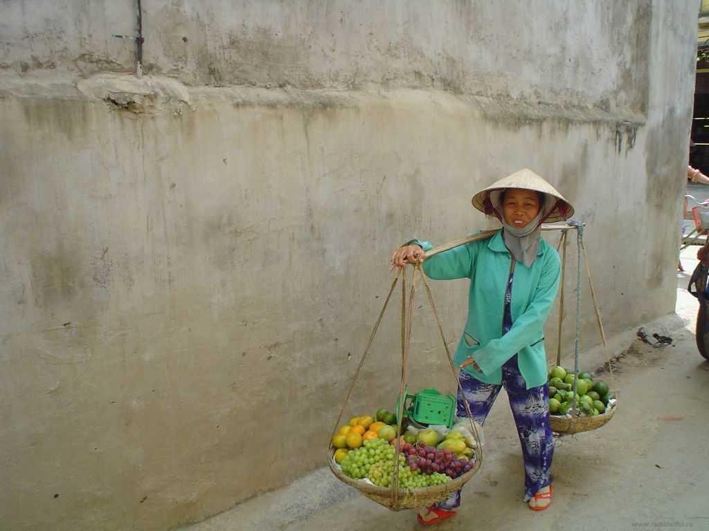 Мошенничество с фруктами во Вьетнаме
