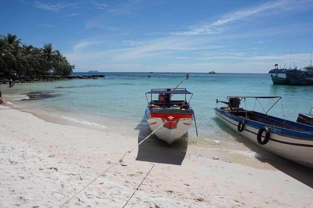 ostrova na fukuoke 13 1024x682 - Вьетнам планирует открыть Фукуок для иностранных туристов