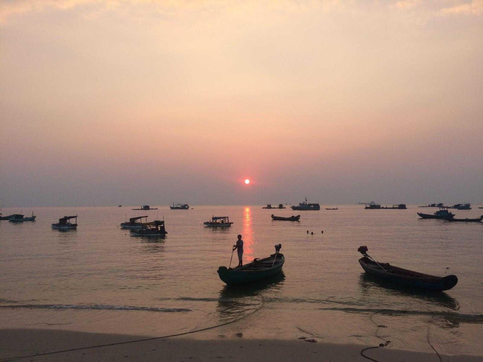 Пляж Гань Зау Фукуок