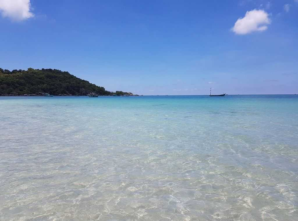 пляж кхем фукуок