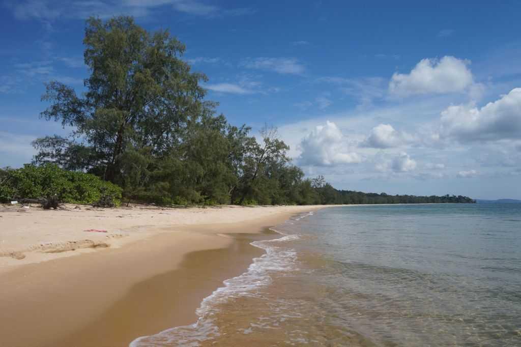 Пляж Фукуок Вунг Бау