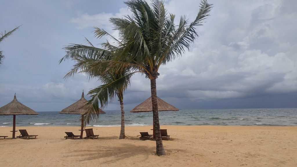 пляж зай фукуок