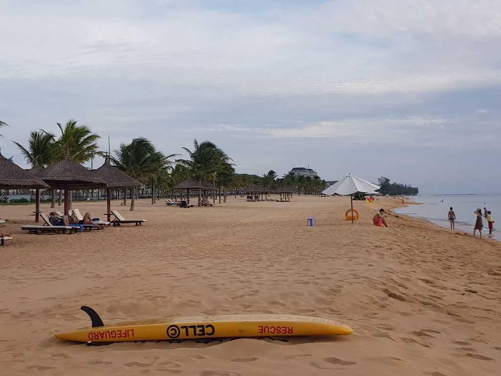 винперл пляж фукуок