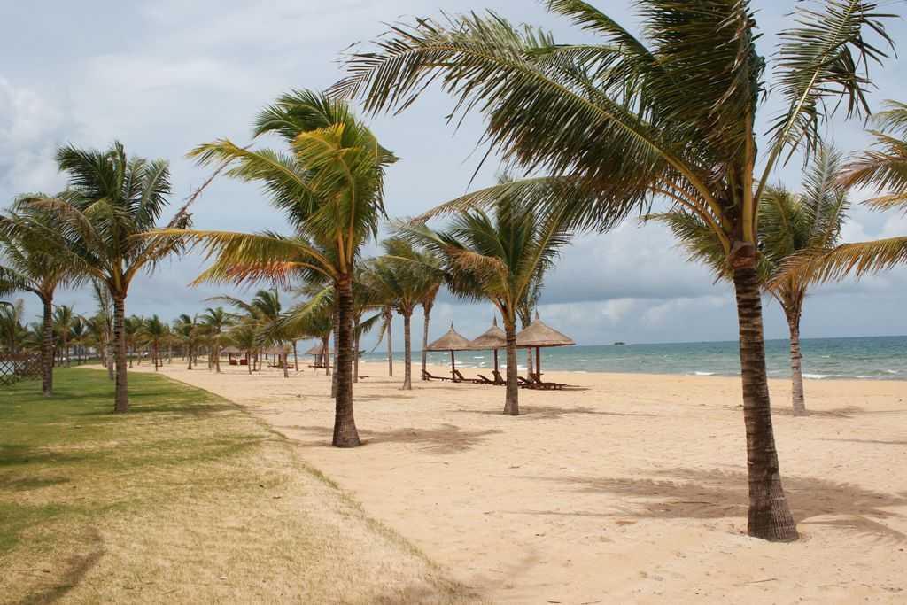 пляж винперл фукуок