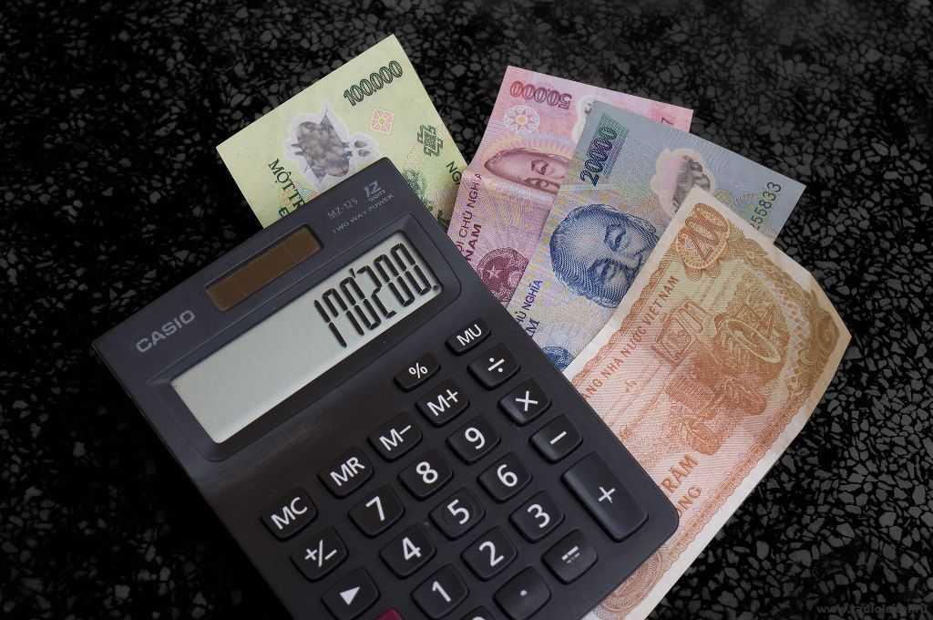 Валюта Вьетнама (Донг): Курс К Рублю 2019   Калькулятор