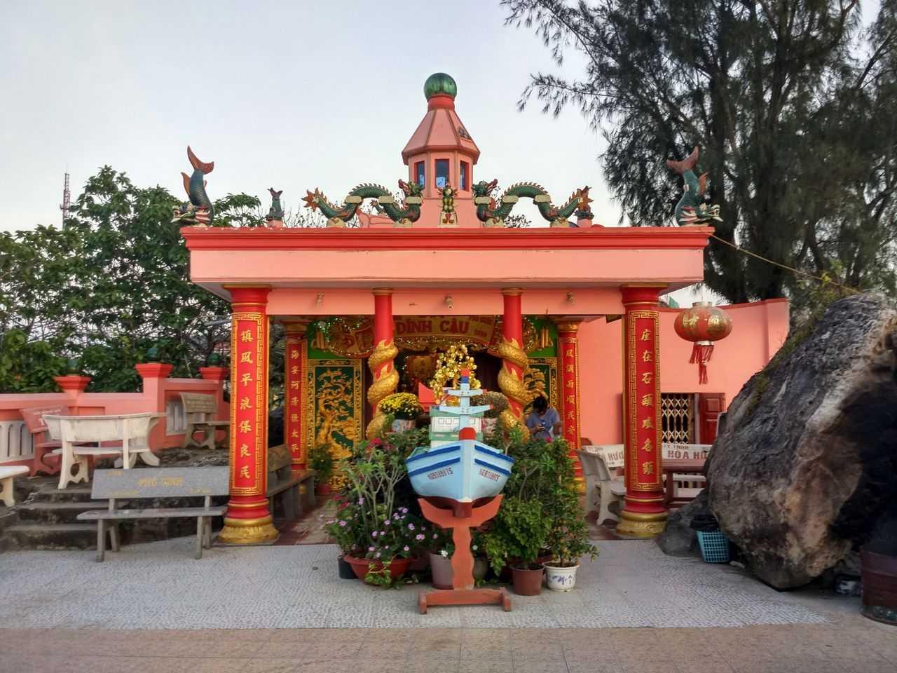храмы Фукуок