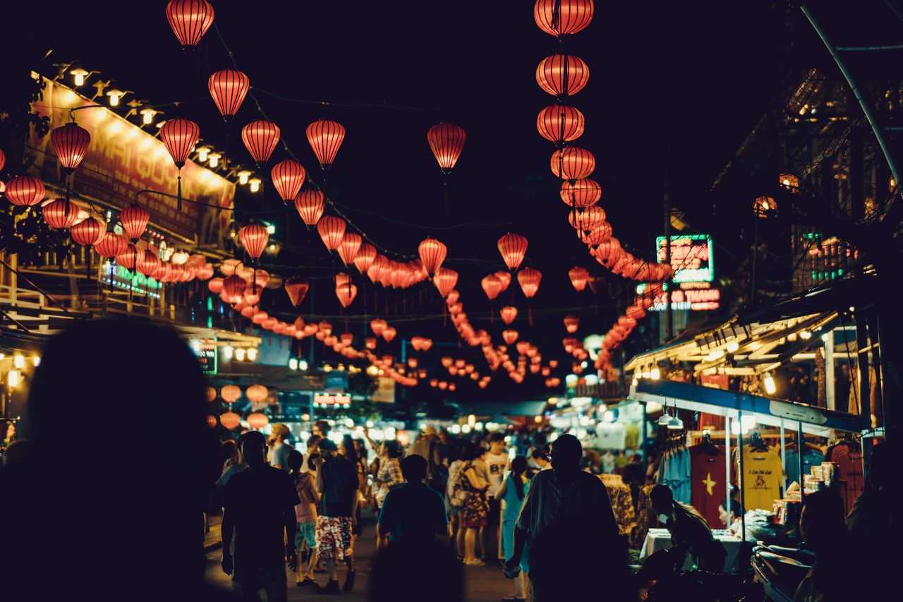 фото фукуок ночной рынок