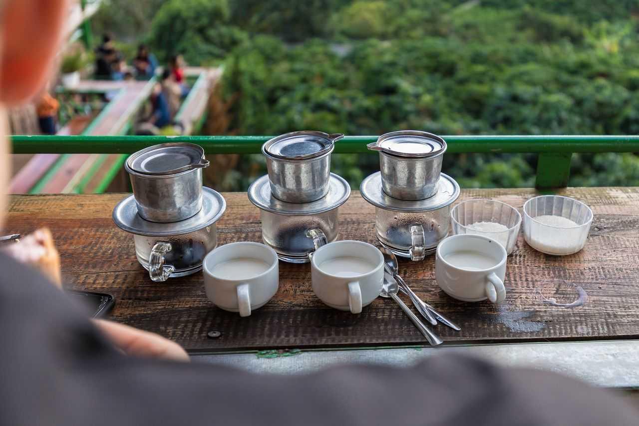 кофе по вьетнамски