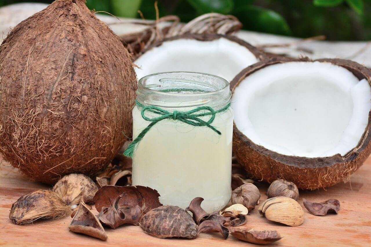 кокосовое масло вьетнам