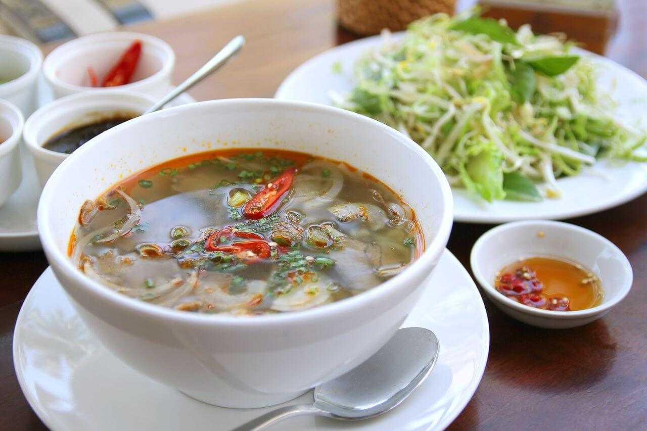 суп бун бо фукуок