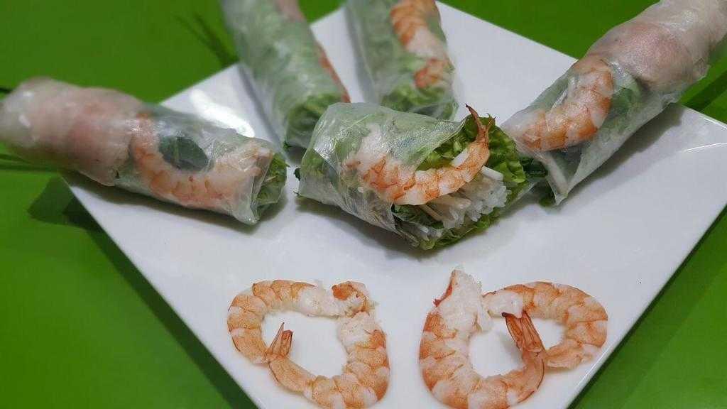 спринг роллы вьетнамская кухня