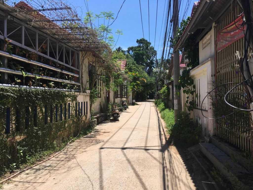 Где жить на Фукуоке - коммуна Куа Лап