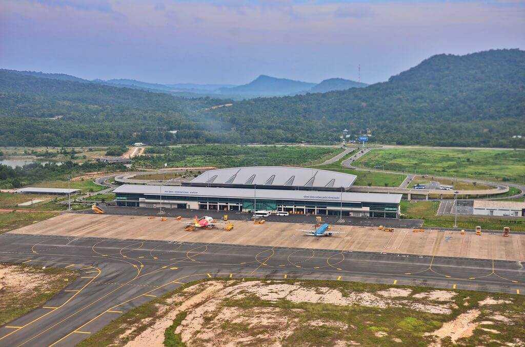 аэропорт острова Фукуок