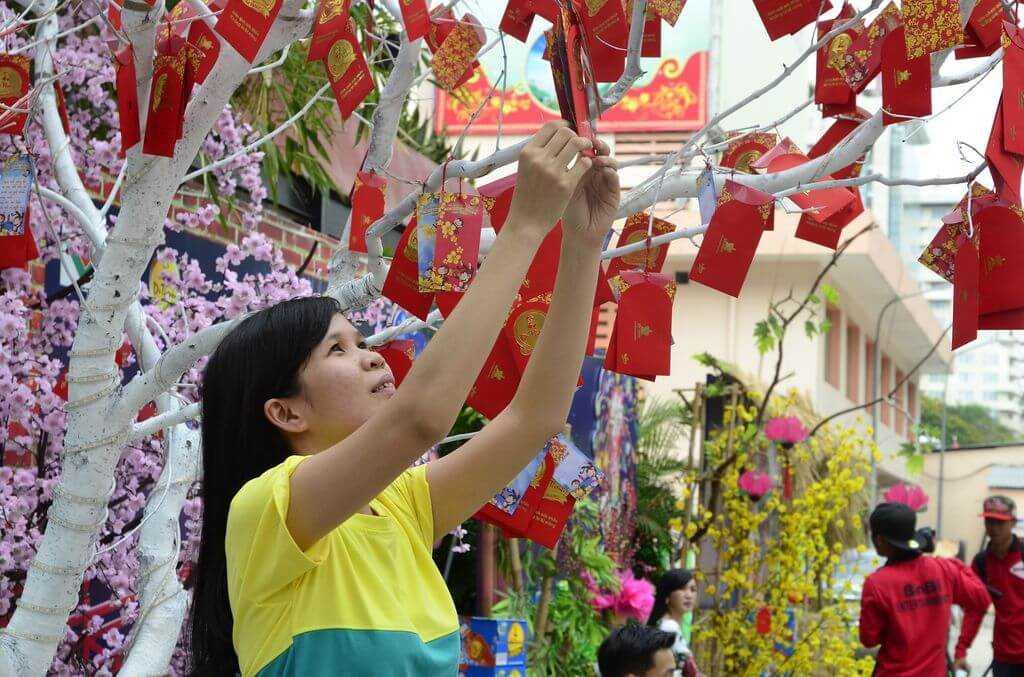 праздник тет на Фукуоке