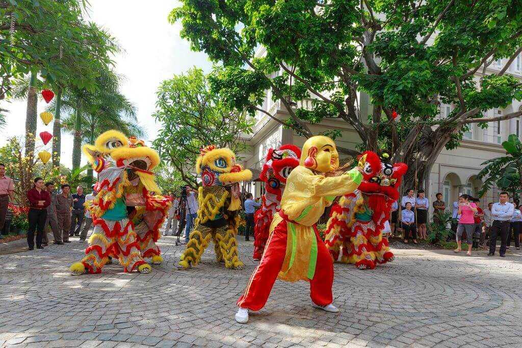 праздники Вьетнама