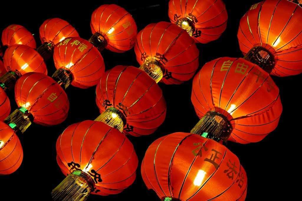 праздник фонарей Фукуок