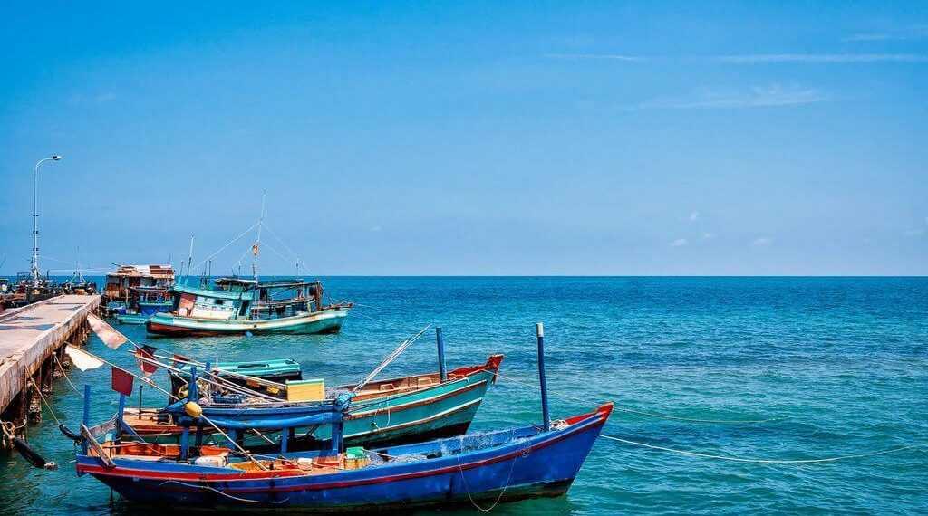 фукуок рыбацкая деревня хам нинь