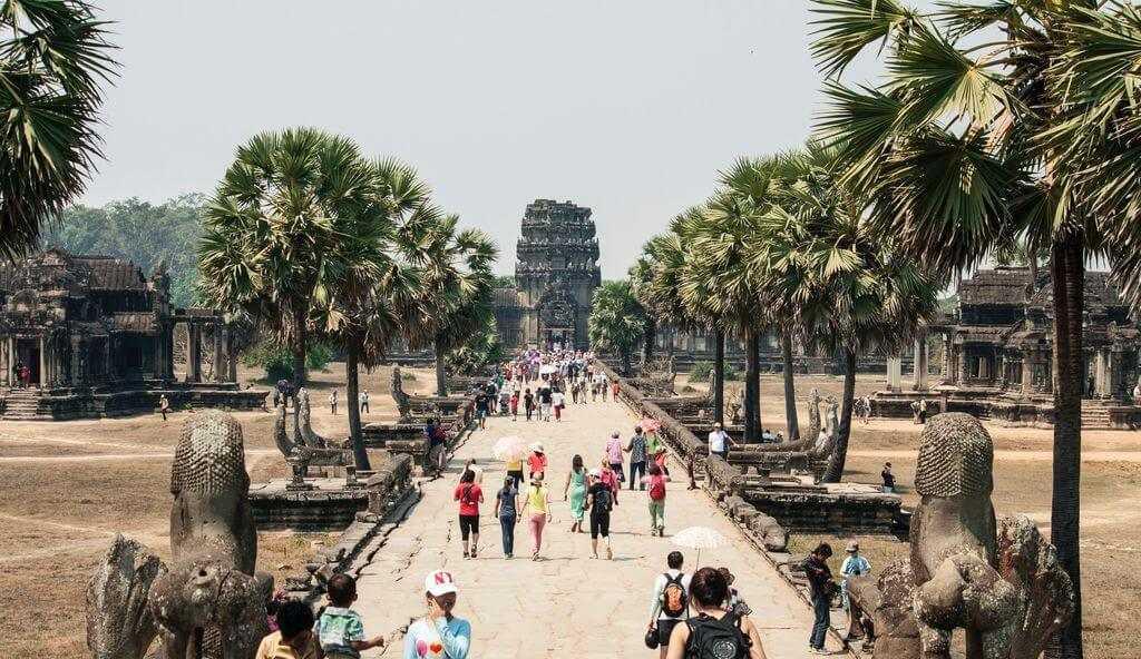 камбоджа из фукуока цена