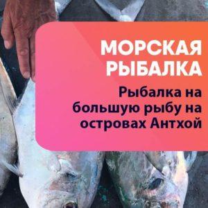 большая рыбалка фукуок