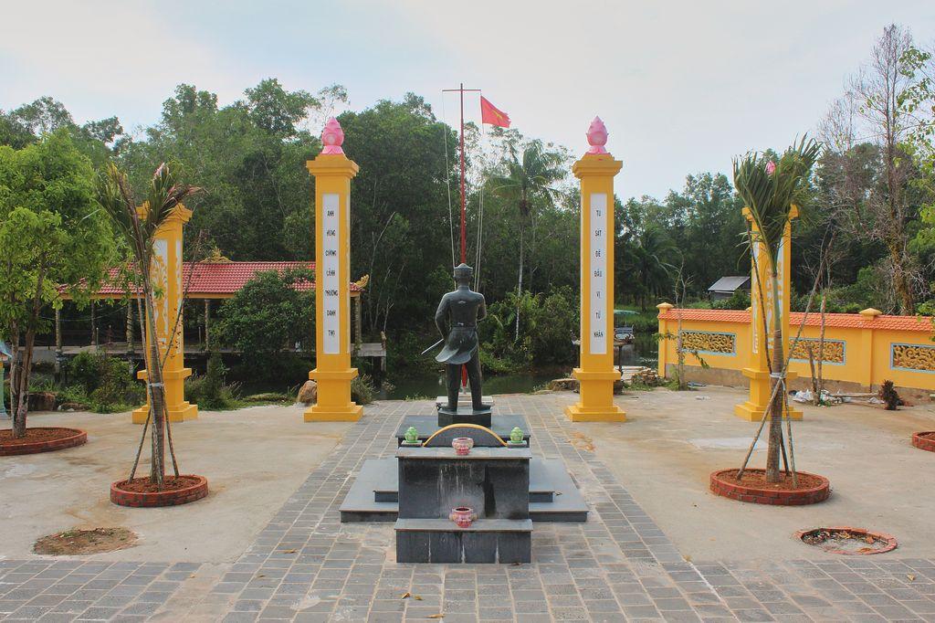 храм нгуен чун чук кыа кан вьетнам