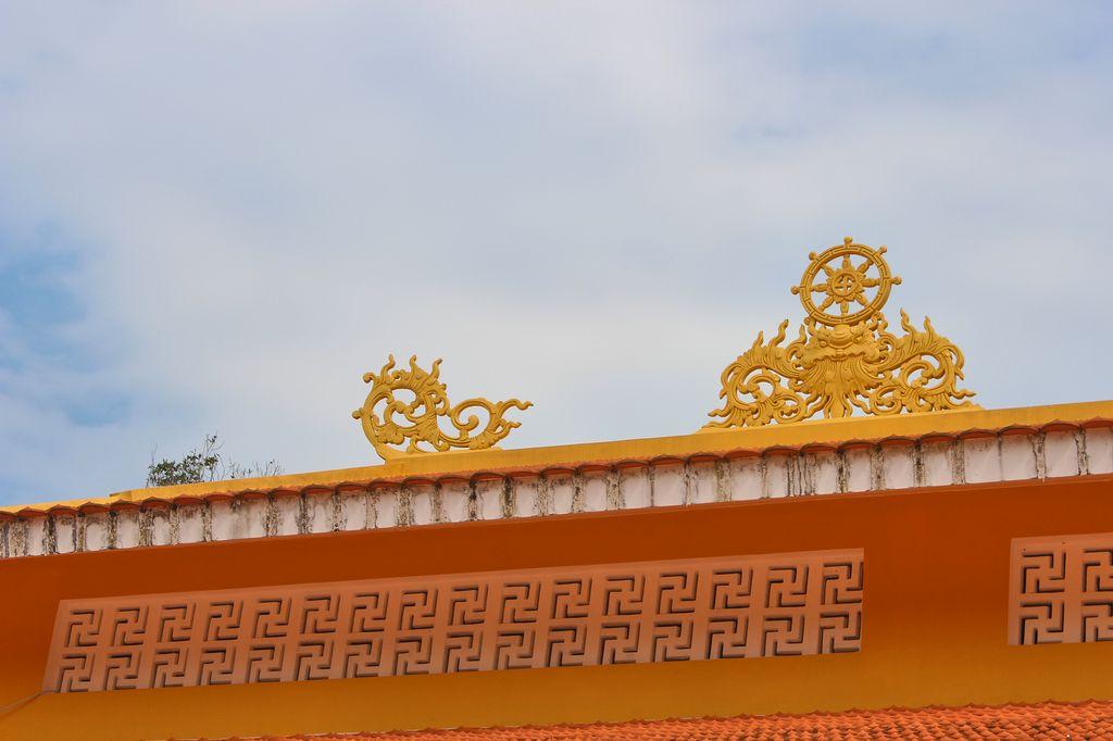 храм нгуен чун чук фукуок река