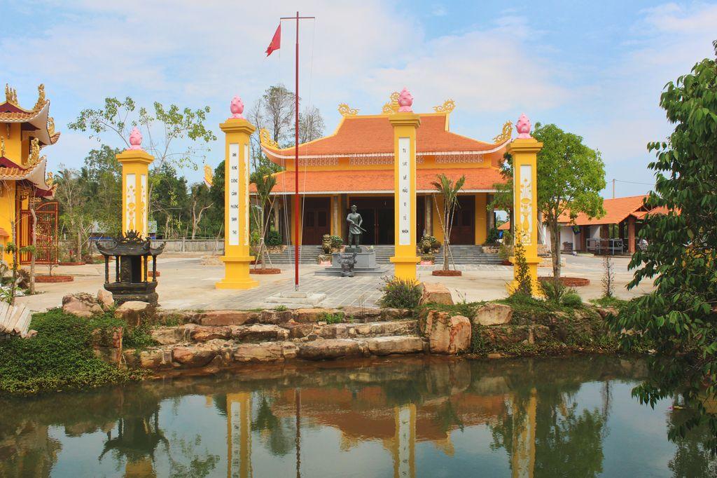 храм фукуок национального героя