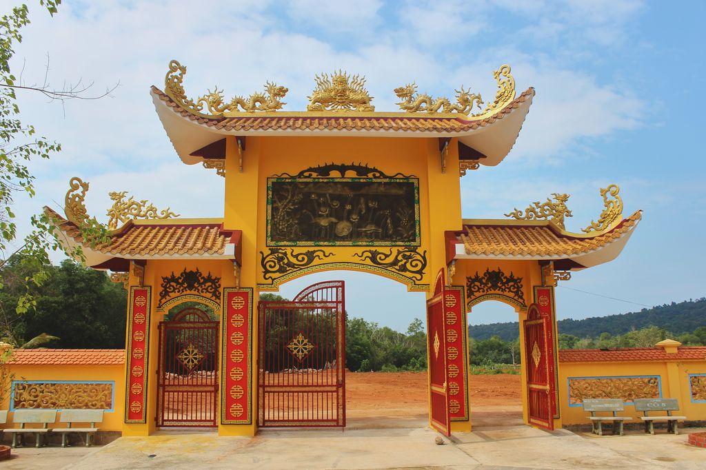 нгуен чун чак фукуок храм