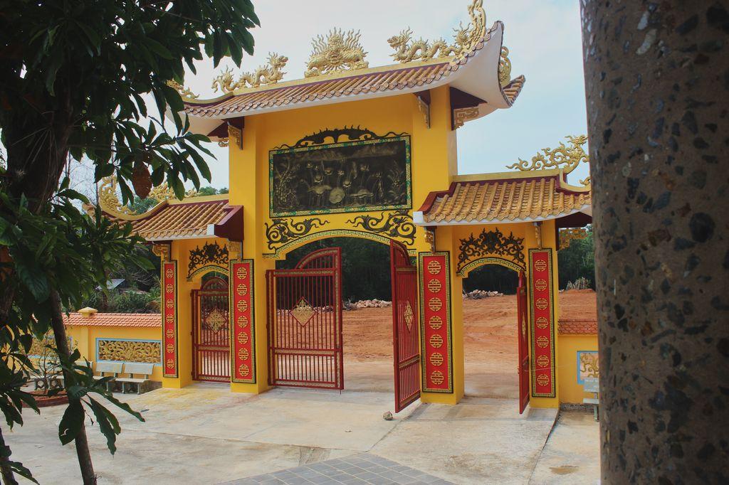 храм героя на фукуоке