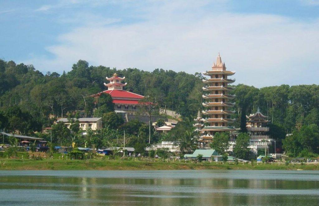 экскурсия в провинцию анзянг