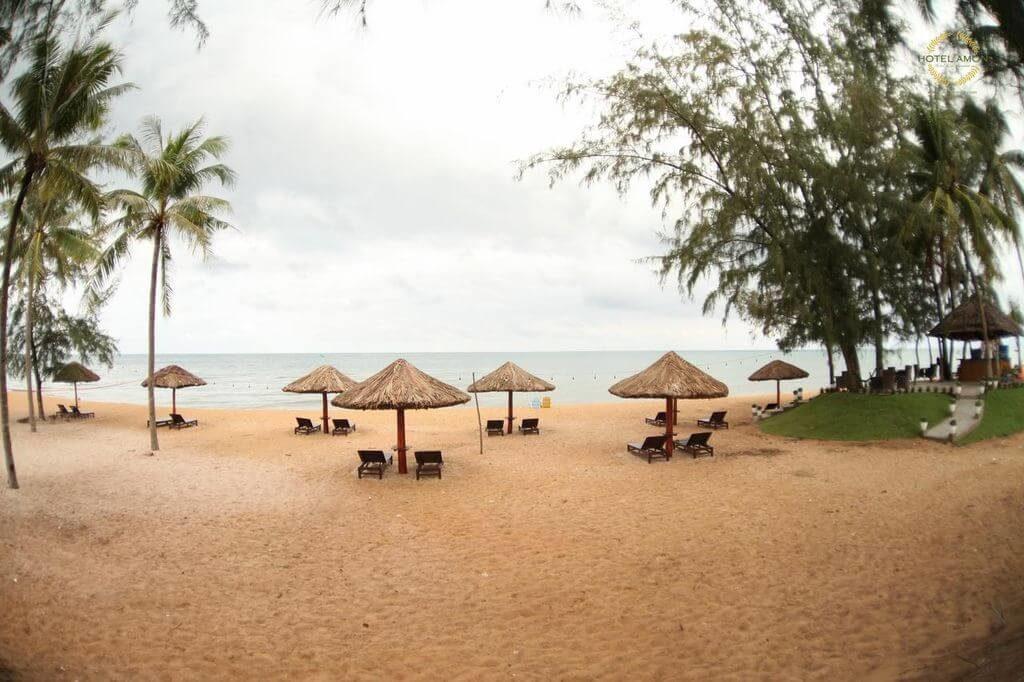амон фукуок пляж