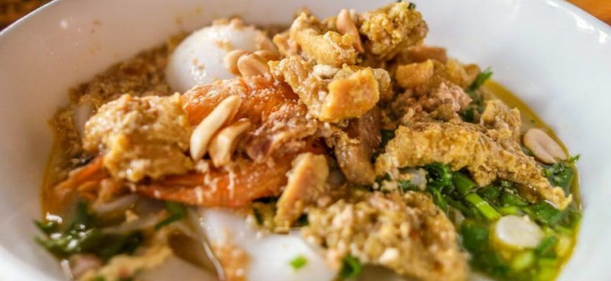 топ блюд вьетнамской кухни