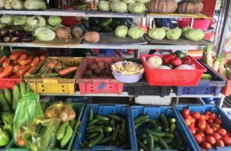 цены на продукты фукуок