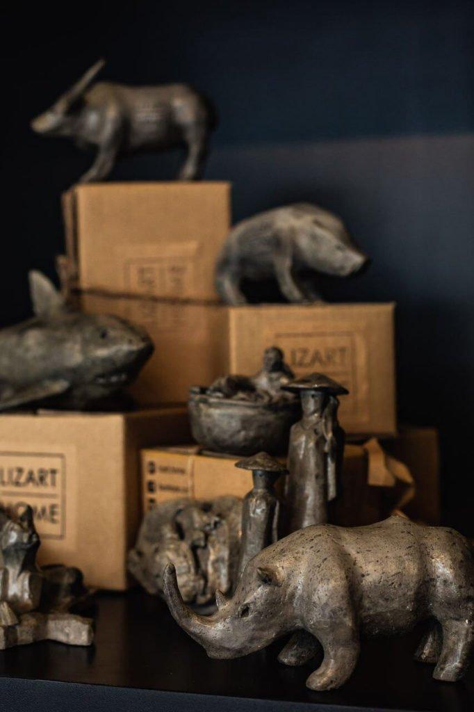 Lizart Home - сувениры ручной работы с острова Фукуок
