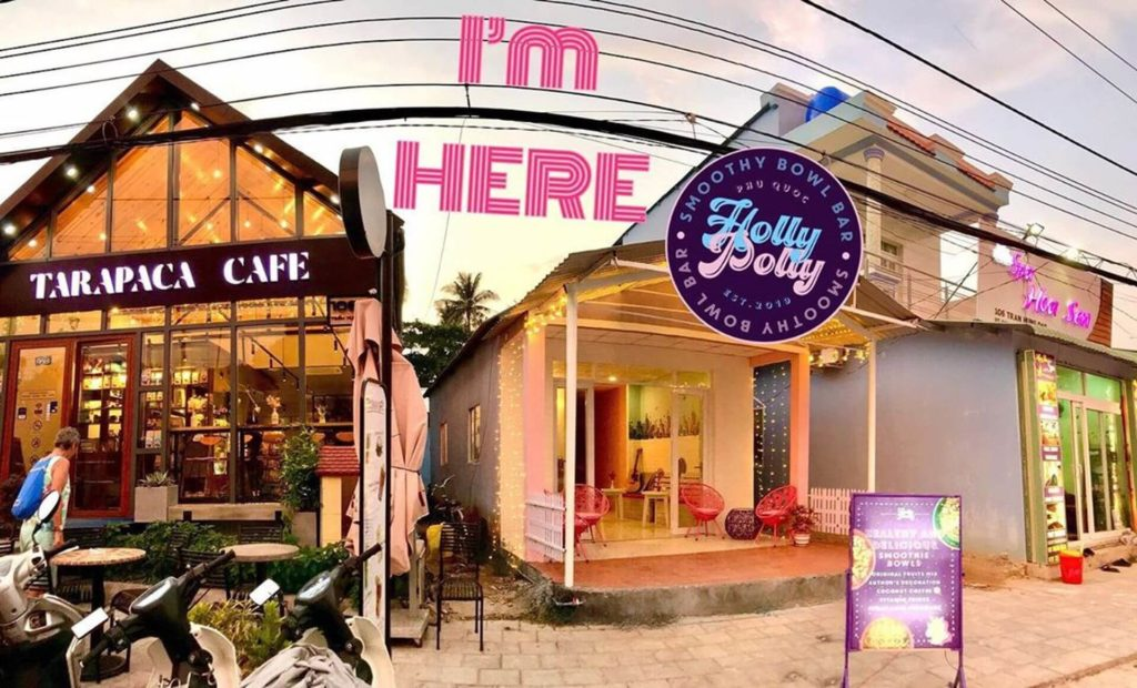Эко-френдли: вегетарианские кафе на Лонг Бич