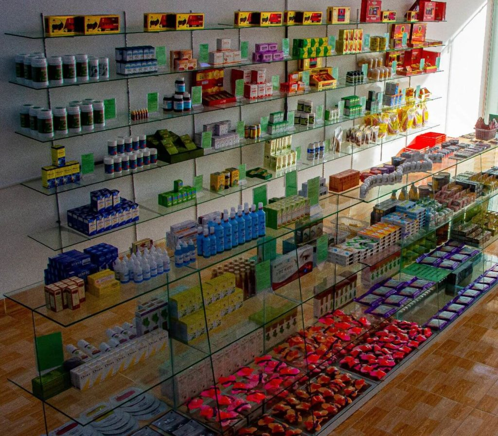 VitoFarm – уникальные аптеки на Фукуоке