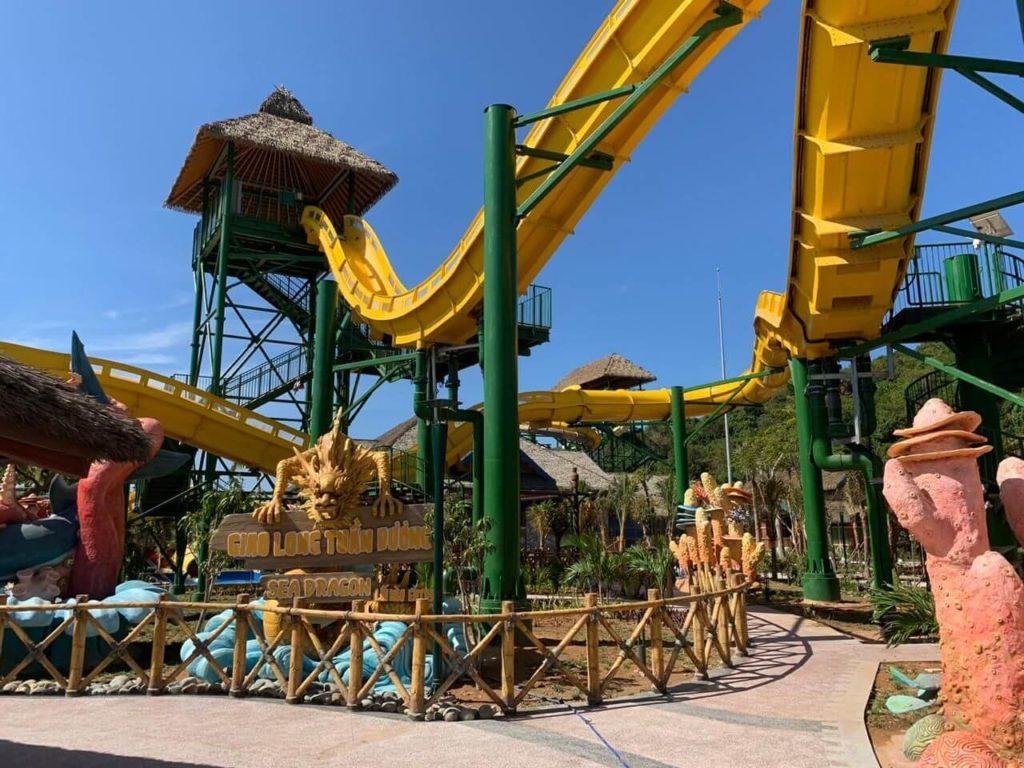 Аквапарк на Ананасовом острове (Aquatopia Hon Thom)