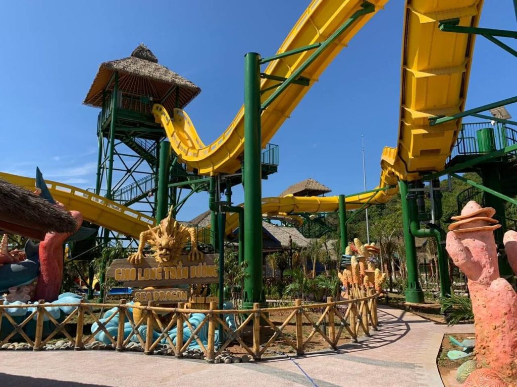 akvapark fukuok 20 1024x768 - Аквапарк на Ананасовом острове (Aquatopia Hon Thom)