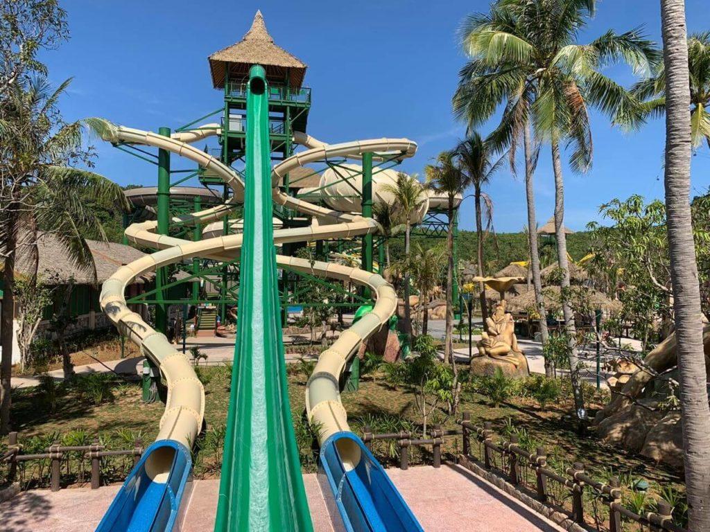 akvapark fukuok 25 1024x768 - Аквапарк на Ананасовом острове (Aquatopia Hon Thom)