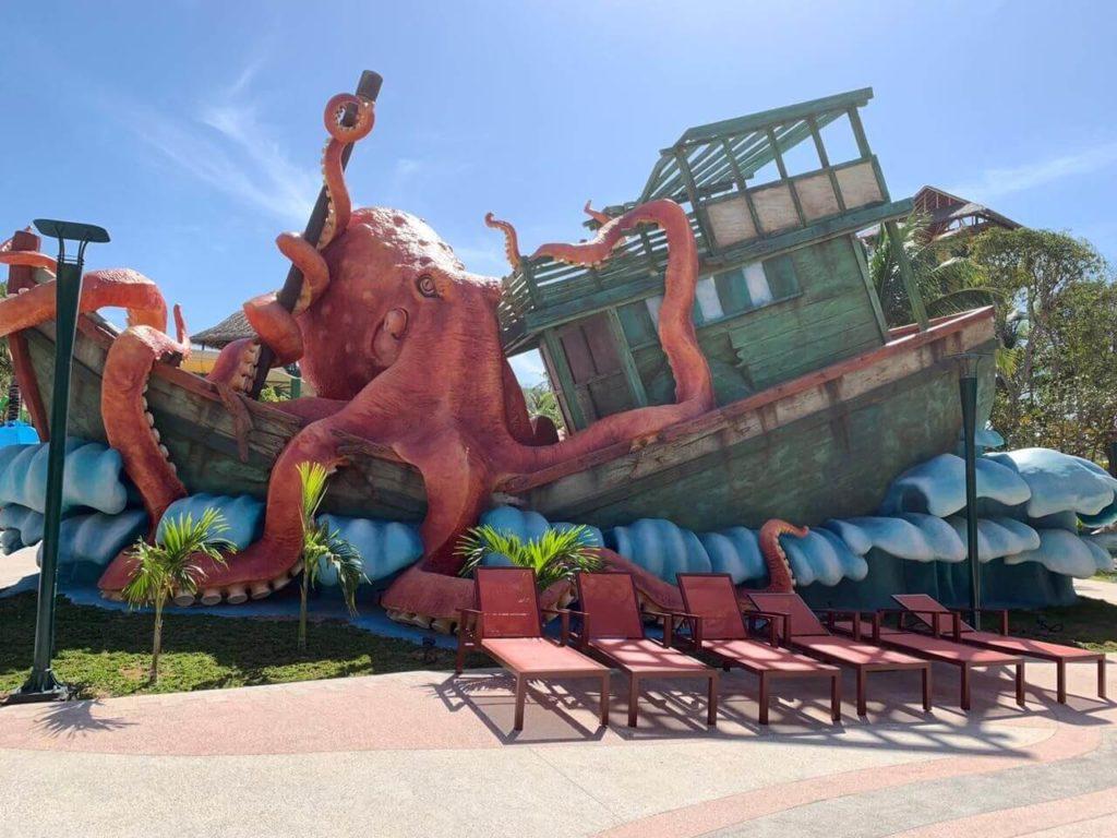 Канатная дорога Hon Thom + аквапарк Aquatopia