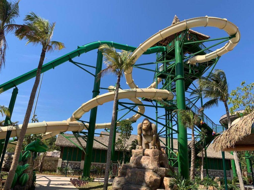 akvapark fukuok 27 1024x768 - Аквапарк на Ананасовом острове (Aquatopia Hon Thom)