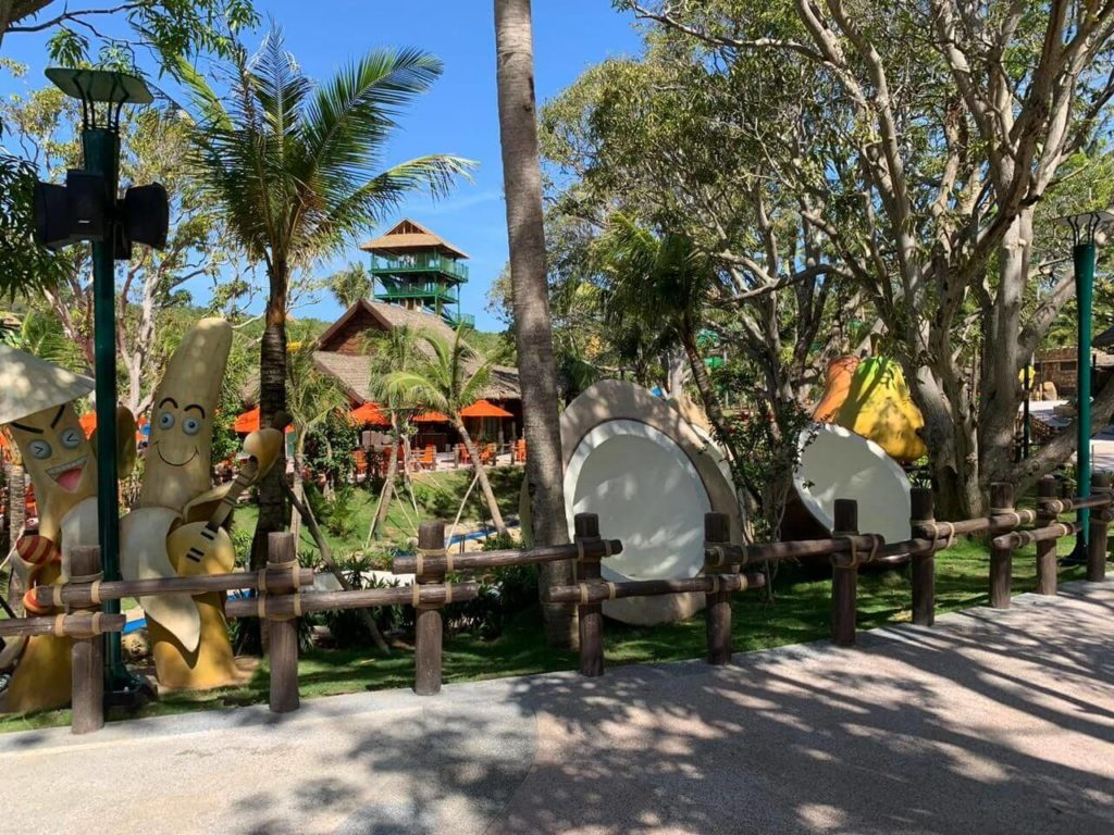 akvapark fukuok 33 1024x768 - Аквапарк на Ананасовом острове (Aquatopia Hon Thom)