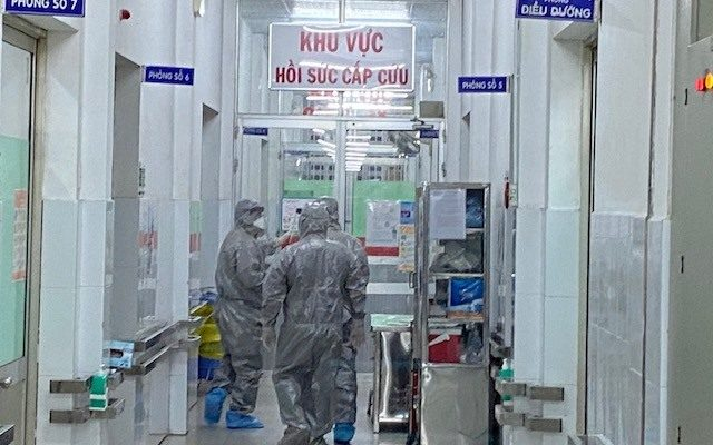 короновирус во вьетнаме
