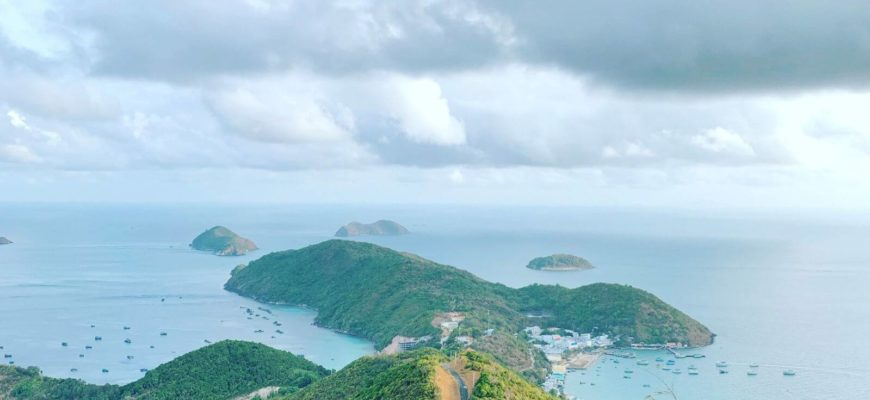 ostrova namzu fukuok 1 870x400 - Открыто паромное сообщение «Фукуок - Намзу»