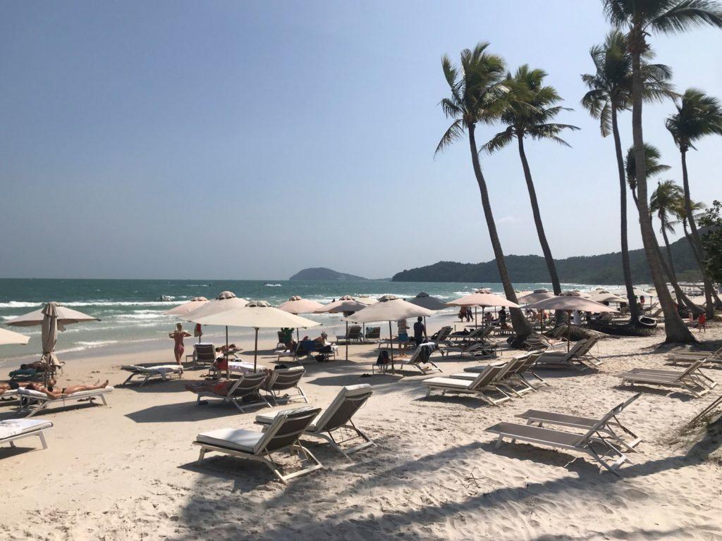 остров фукуок вьетнам пляж бай сао