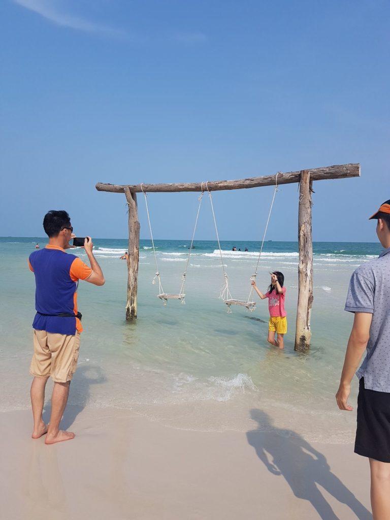 пляж бай сао остров фукуок