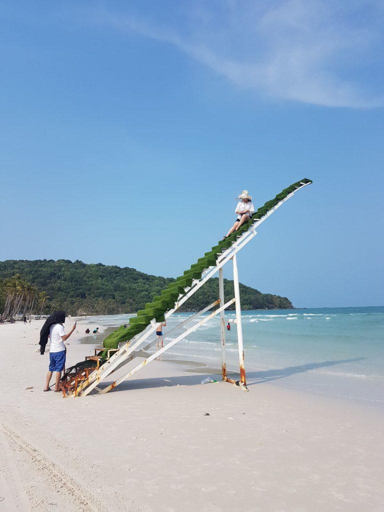 бай сао пляж фото